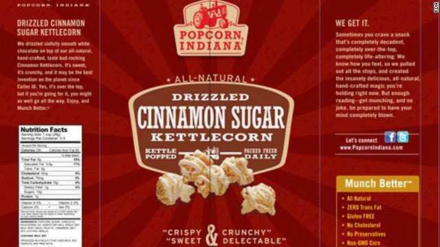 Popcorn Indiana recall