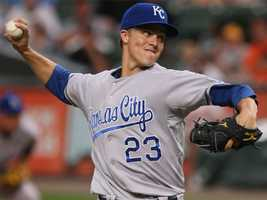 Well, for starters, they could pursue pitcher Zack Grienke, formerly of the Kansas City Royals and Milwaukee Brewers. He's currently pitching with the Los Angeles Angels of Anaheim.