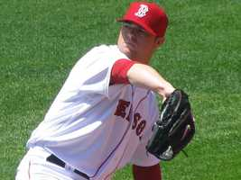 ...and lefty Jon Lester. Clearly, the Red Sox need pitching help. So, who will be on the open market?