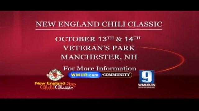 For more information about the Chili Classic, visit WMUR.com/community.