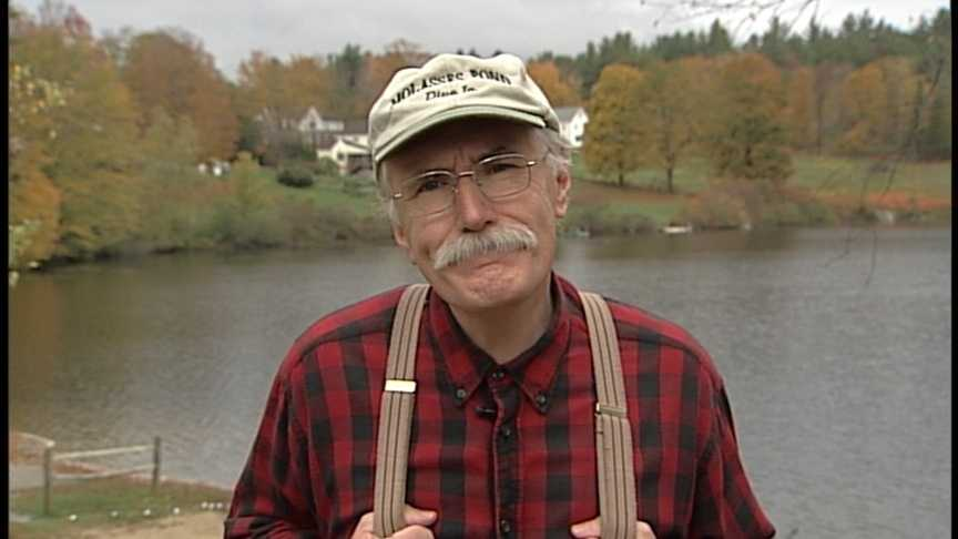 Monday October 22nd: Foliage with Fred Marple