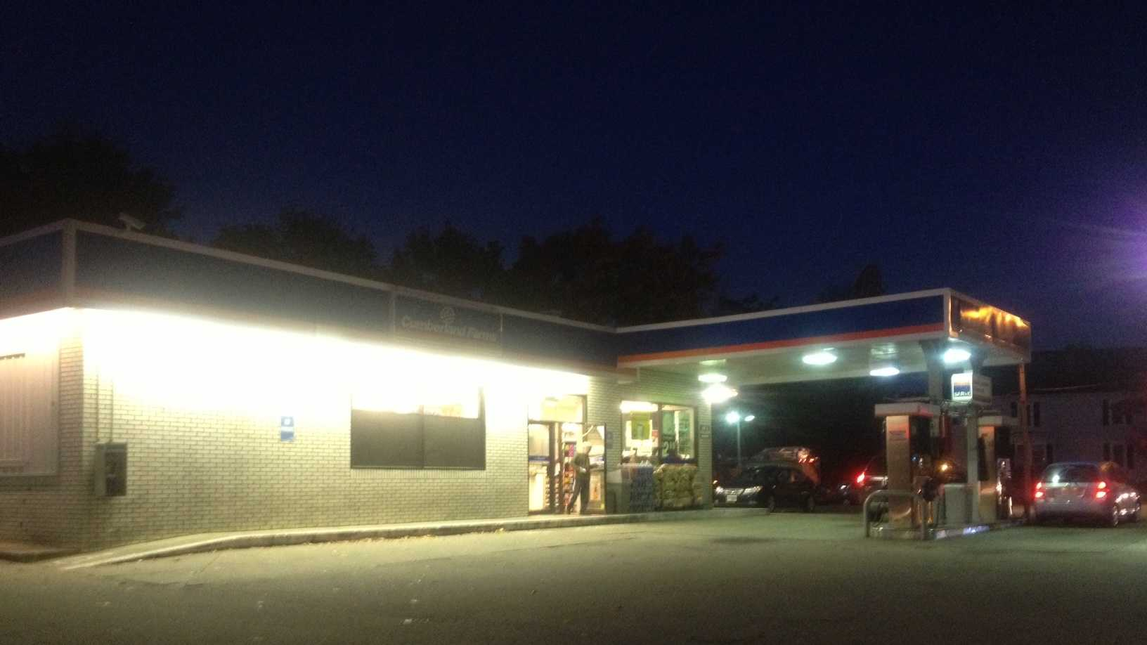 Cumberland Farms on Amherst Street in Nashua