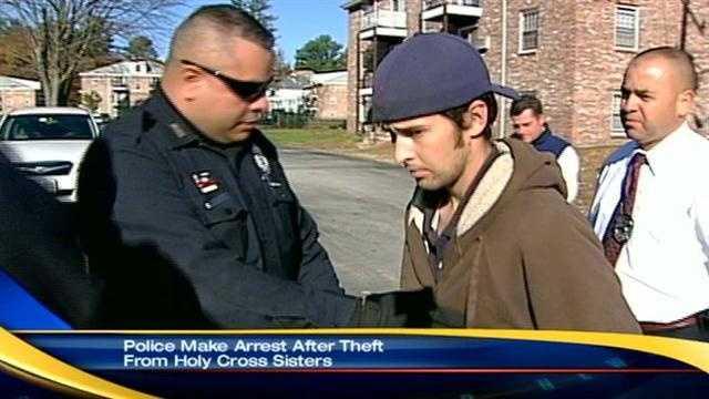 Brendan Ramsey arrest