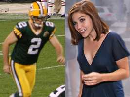 And the No. 1 most popular names for babies born in New Hampshire in 2011:1) Mason and Sophia(Pictured: Packers kicker Mason Crosby and actress Sophia Bush)