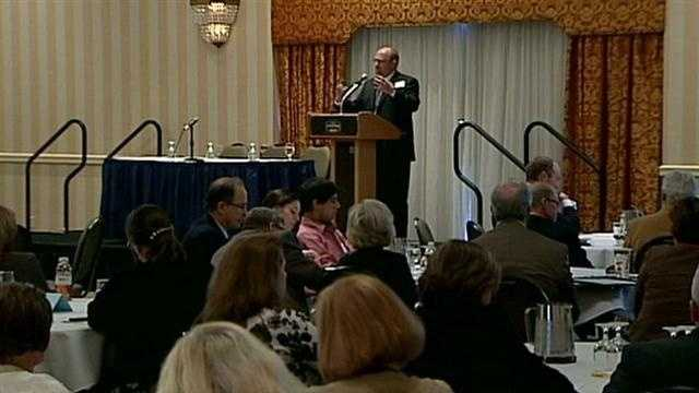 Conference examines issue of drug diversion