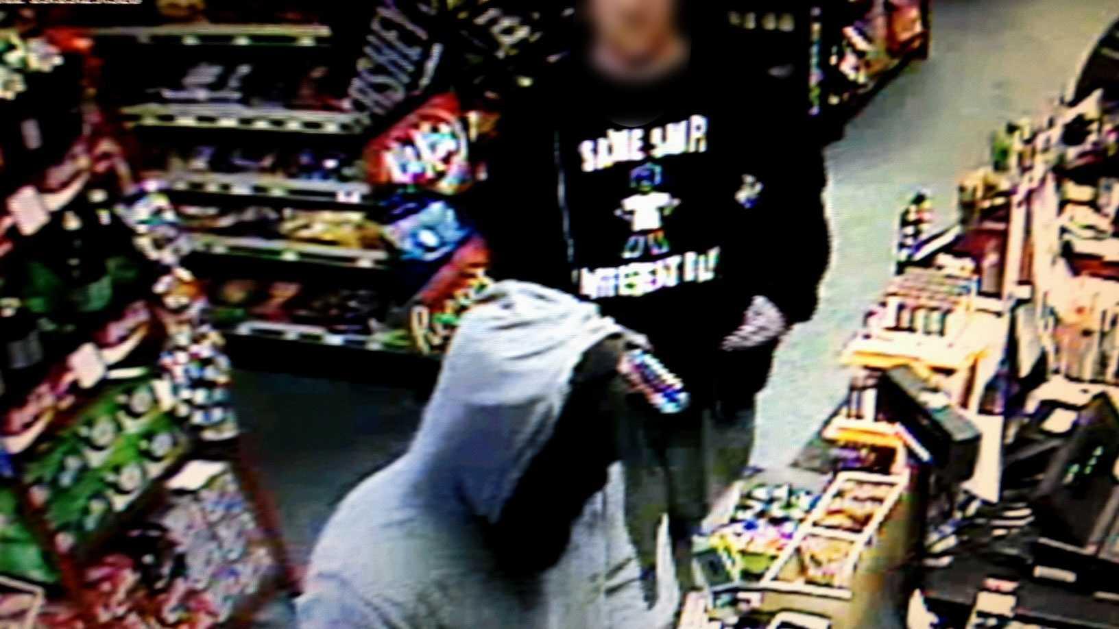 Tilton robbery suspect