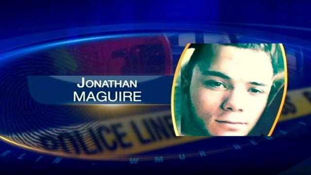 Jonathan Maguire