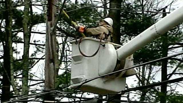 Number of outages steadily decreases