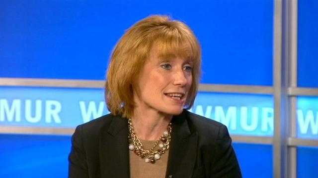 Governor-elect Maggie Hassan live on Daybreak the morning after the election