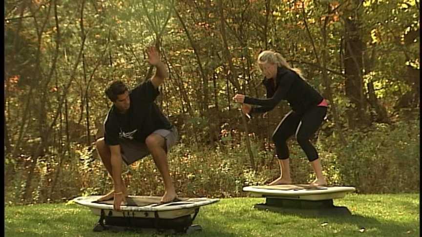 Tuesday November 13th: Surfset Fitness