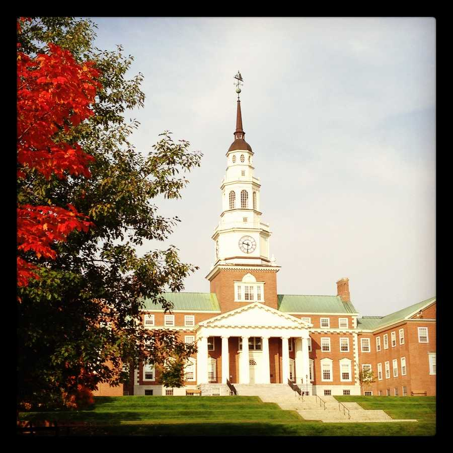 11) Colby College (39)