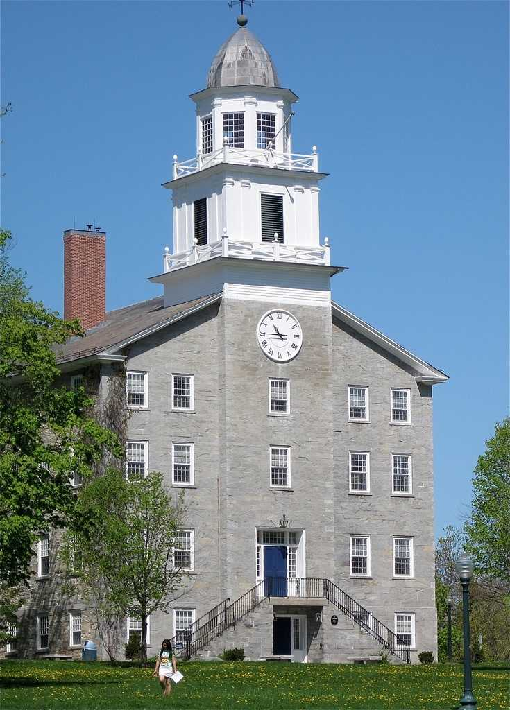 4) Middlebury College (11)