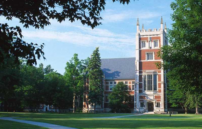 1) Bowdoin College (2)