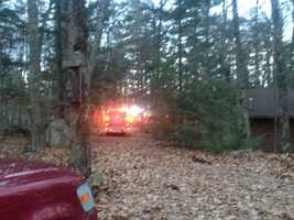 Fire officials said one person was killed in a fire in Tuftonboro Friday morning.