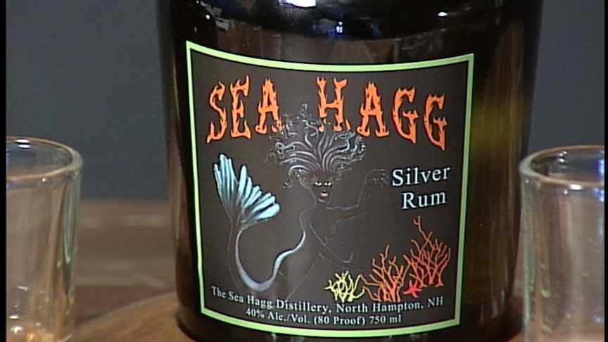 Monday November 26th: Sea Hagg Rum