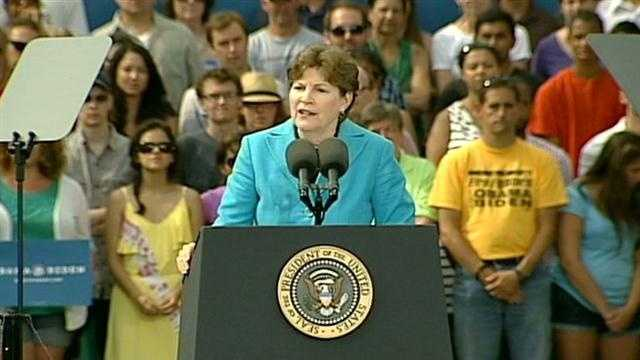 Several Republicans could vie for Sen. Shaheen's seat in 2014