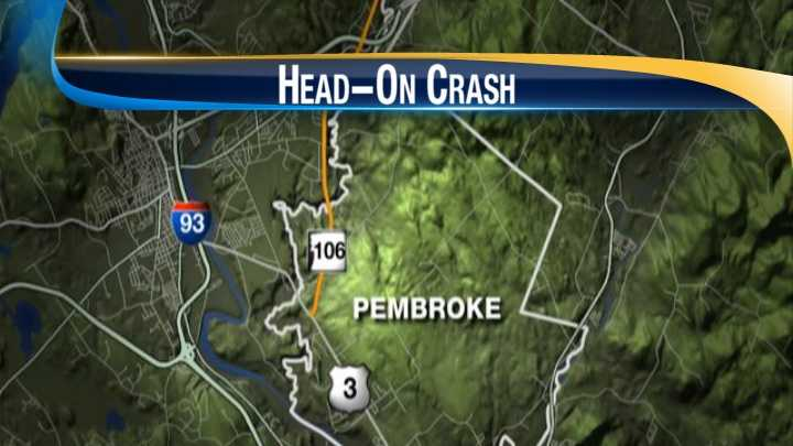 Woman injured in Pembroke accident
