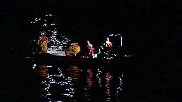 Hudson River Suspect Search