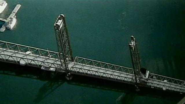 Memorial Bridge Lighting