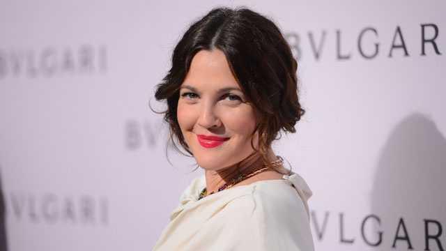 Drew Barrymore, 2013