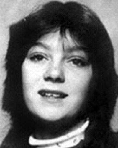 Shirley Ann McBride (born April 5, 1969) is from Concord. She was last seen on July 13, 1984.Her two front teeth are chipped. She may go by the nickname Tippy. She had brown hair and blue eyes.Anyone with information is asked to call 1-800-THE-LOST.