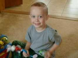 James Nicholson, 3, was released from the hospital Dec. 4. He is recovering from injuries he suffered due to alleged child abuse. Click here for more on the case.Click through this slideshow to learn more about the wonderful outpouring of support for James.