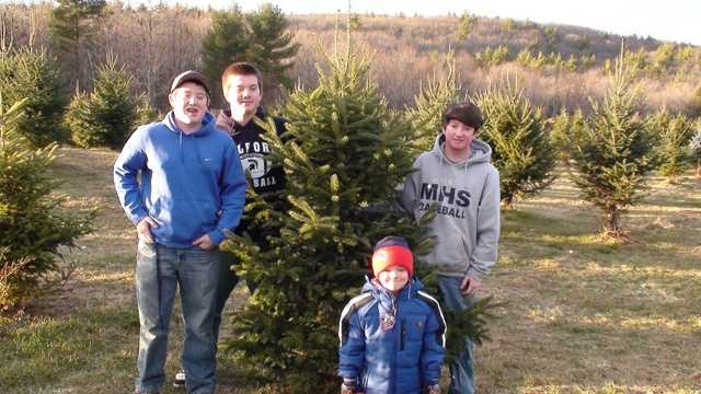 It's that time of year again! Before you know it, Christmas will be here. Have you picked out your tree yet?