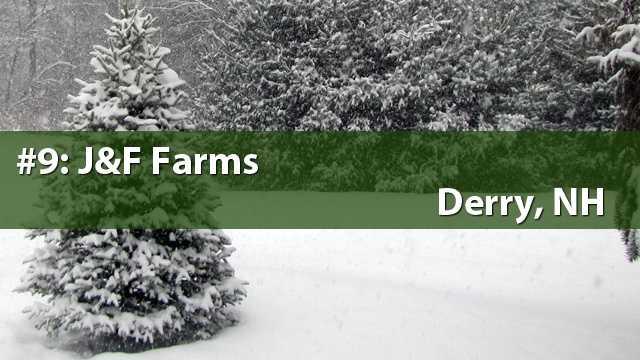 No. 9) J&F Farms, Derry