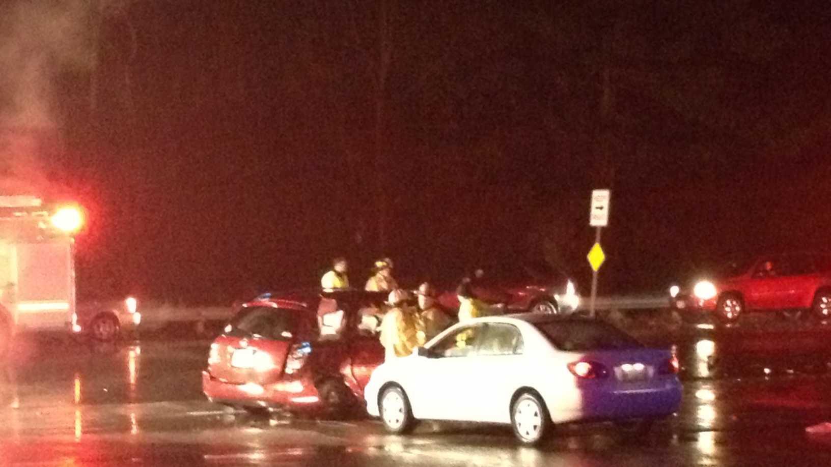 Concord accident