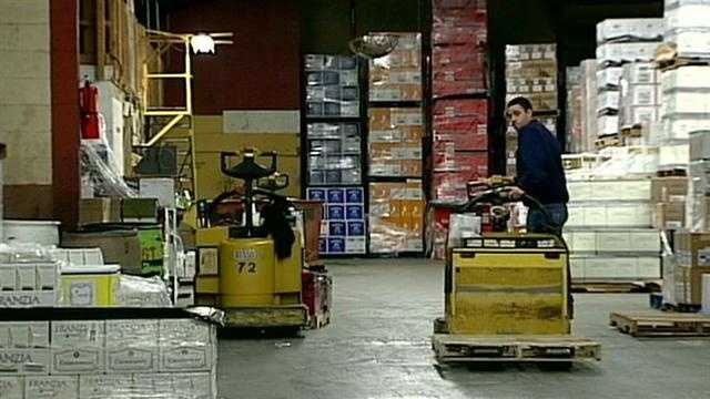 Contract awarded to Ohio company by liquor commission called under question