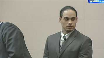 After a couple hours of deliberating, jurors found Myles Webster guilty on all counts.