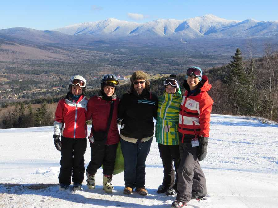 At 12/12/12 celebration was held at Bretton Woods on Wednesday.
