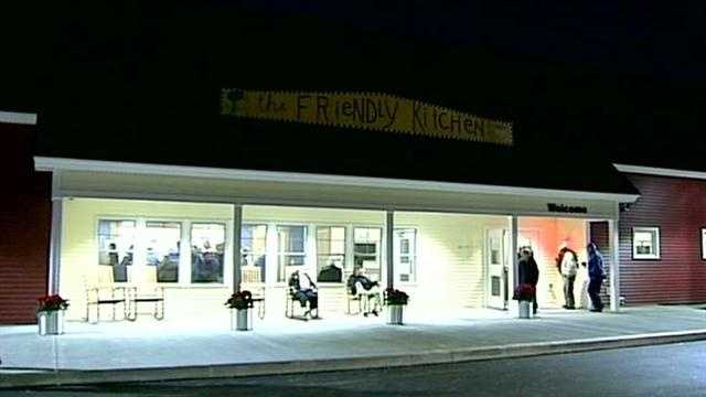 Friendly Kitchen Reopens