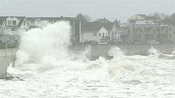 No. 18: Meteorologist A.J. Burnett dug deep to see how Hurricane Sandy compared to other storms to hit the area. Click here to learn what he found.