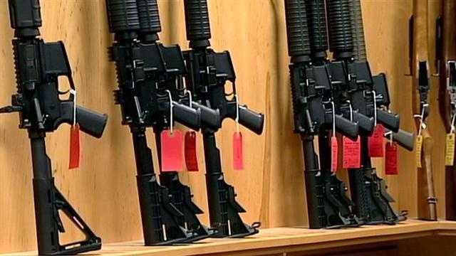 Gun control proposals get mixed reaction