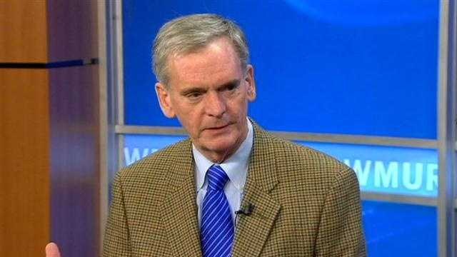 Extended interview: Judd Gregg