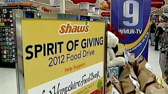 More food need for New Hampshire's needy