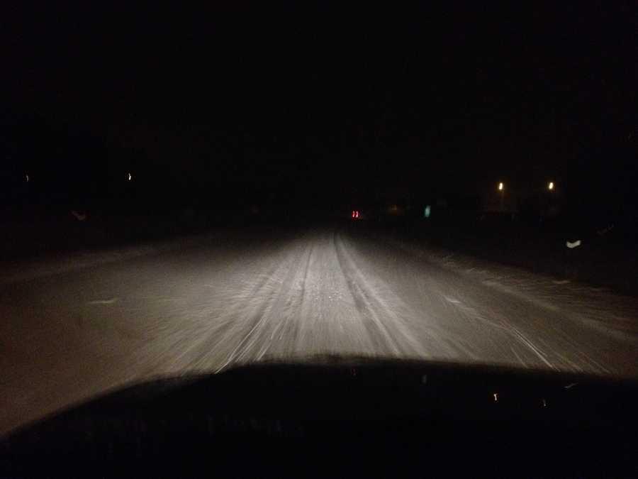 Route 101 West.