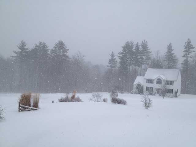 Snow in Concord.