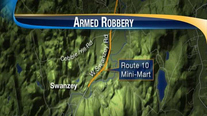 Swanzey armed robbery