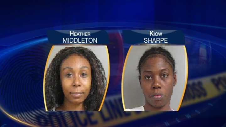 Women accused of going on spending spree with stolen cash, credit cards