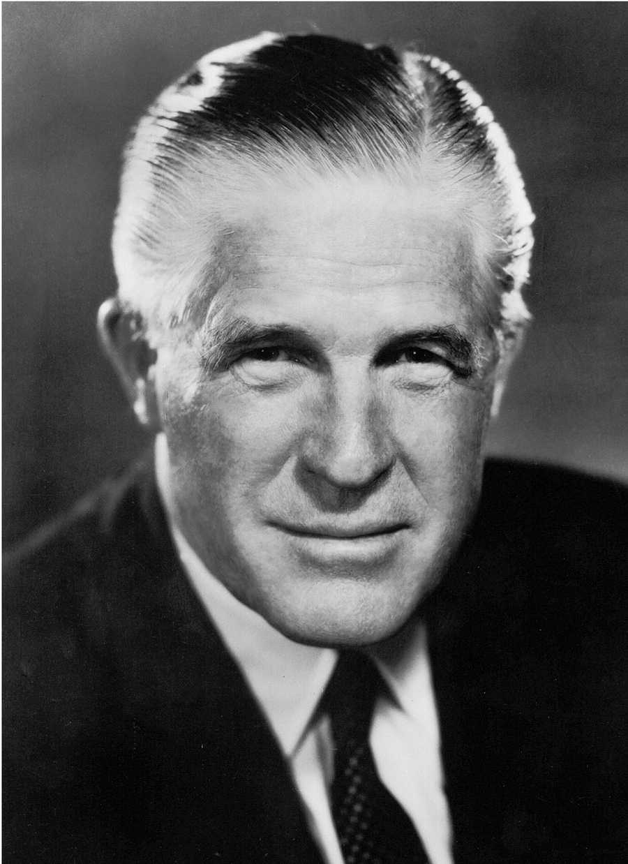 Hassan's father was also the second ever Secretary of H.U.D. The third was George Romney (pictured here), Mitt Romney's father. Hassan's father and Romney's father had a friendly working relationship.