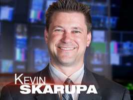 All month long, we're getting to know the Daybreak team a little bit better. Today, we take a look at 25 things you may not know about meteorologist Kevin Skarupa.