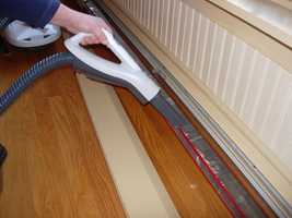 Clean baseboards and radiators periodically for better efficiency.