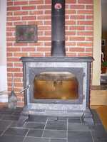Have wood stoves inspected and cleaned annually for efficiency and safety.