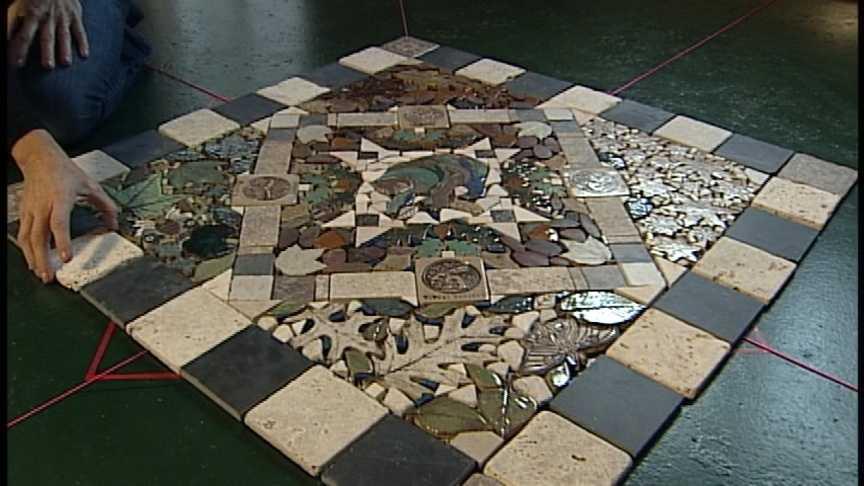 Stoneleaf Tile