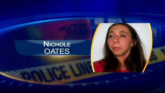Police say Nichole Oates of Rindge caused a deadly crash by driving under the influence of alcohol.
