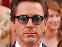 Actor Robert Downey, Jr. was diagnosed with bipolar disorder in the 1990's, according to People Magazine.