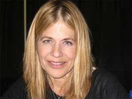 Actress Linda Hamilton, who played Sarah Connor in the Terminator movies, said she was diagnosed with bipolar disorder in the 1990's, according to the Associated Press.