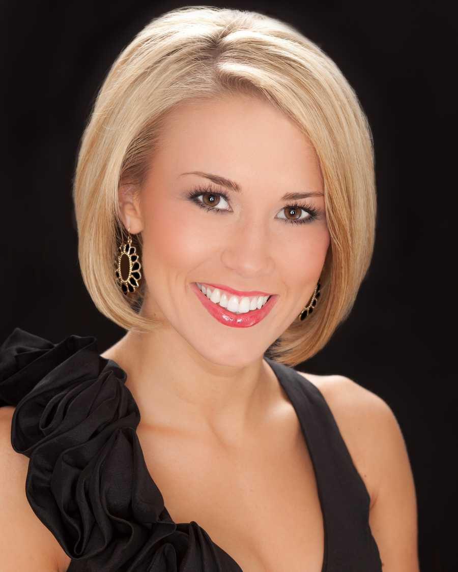 Gilford's Megan Lyman is Miss New Hampshire. She will be competing for the title of Miss America this Saturday live on WMUR at 9 p.m.